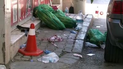 catisma -  İzmir'de silahlı çatışma: 5 yaralı