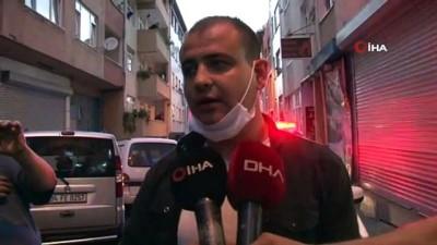 ilk mudahale -  Kağıthane'de silahlı saldırı: 1'i çocuk 3 yaralı