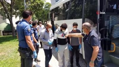 Samsun'da DEAŞ operasyonu: 11 kişi adliyeye sevk edildi