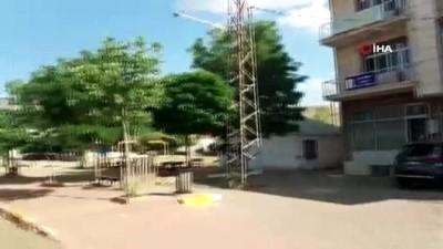 karantina -  Elazığ'da görevden alınan başkanın testi pozitif çıktı,  kısmi karantina başladı
