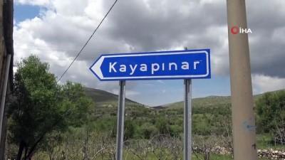 karantina -  Gercüş'te 2 ev karantinaya alındı