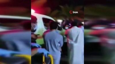 - Irak'ta korona virüs hastalarına oksijen tüpü yetiştirme paniği