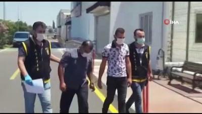 Muğla'da yaşlı kadını 220 bin lira dolandıran zanlılar Adana'da yakalandı