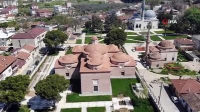 Sekiz yıldır kapalı olan İznik Müzesi kapılarını açıyor