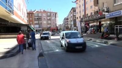- Çankırı'da maskesiz sokağa çıkmak yasaklandı - Maskesiz sokağa çıkan yandı