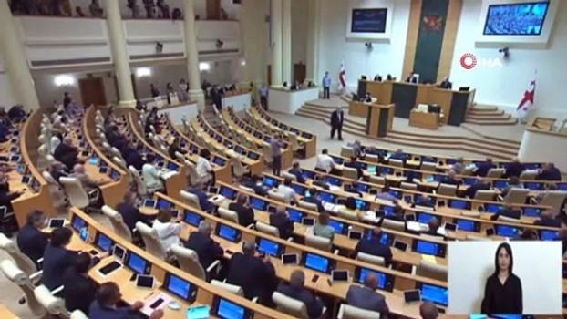 siyasi partiler -  - Gürcistan'da seçim sistemi değişti