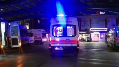 ilk mudahale -  Konya'da silahlı kavga: 2 yaralı