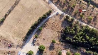 nayet zanlisi -  Müebbetle aranan cinayet zanlısı drone destekli operasyonla yakalandı