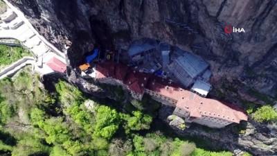 yabanci turist -  Trabzon'un önemli 3 turizm merkezi Temmuz'un son haftası ziyarete açılacak