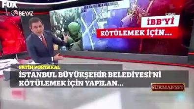 osman gokcek - Fazilet durağı yalanına böyle sahip çıktılar!