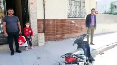 Küçük Zeynep, Başkan Akın'ın makam aracıyla tedaviye gitti