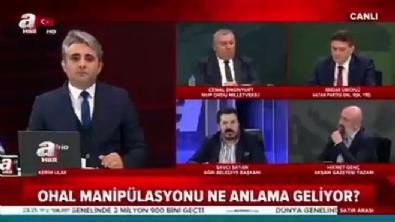 Savcı Sayan'dan canlı yayında bomba açıklama!