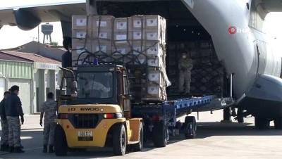- Türkiye'den Nijer'e yardım eli
