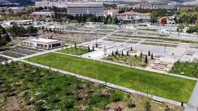 Elazığ Millet Bahçesi, bugün açılıyor