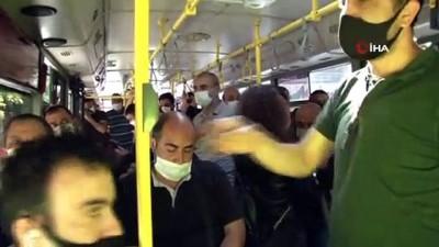 osmanpasa -  Gaziosmanpaşa'da toplu ulaşım denetlendi: 4 sürücüye cezai işlem uygulandı