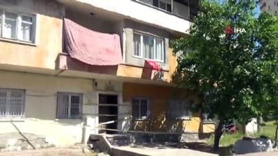 yuksek ates -  Yabancı uyruklu şahsın testi pozitif çıktı, 19 dairenin bulunduğu 3 apartman karantinaya alındı