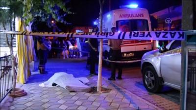 nayet zanlisi - Bir kişinin bıçakla öldürüldüğü olayda zanlı tutuklandı - MANİSA