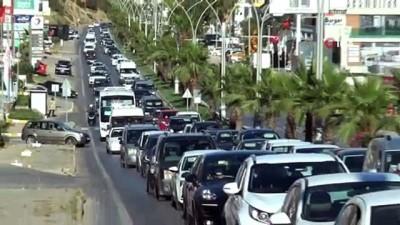 seyahat yasagi -  Bodrum'a 700 bin tatilci akın akın geliyor