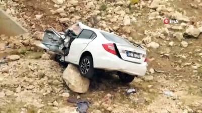 Gaziantep'te feci kaza: 1 ölü, 1 yaralı