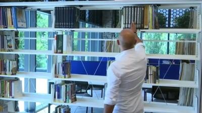 ders calis - Topkapı Kütüphanesi hizmete açıldı - İSTANBUL