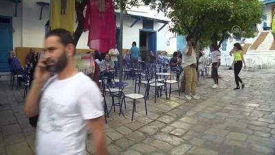 Tunus'un gözde turizm merkezinde hayat normale dönüyor