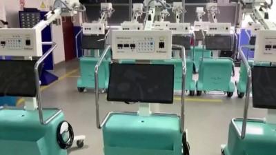 Yeni sağlık tesislerine yerli üretim röntgen cihazı - ANKARA