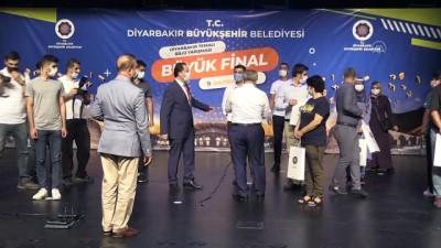 Diyarbakır temalı 'On-line Bilgi Yarışması'nın finali yapıldı