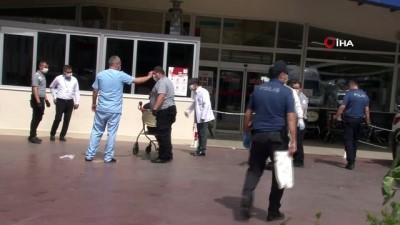 yuksek ates -  Hastaneden kaçan koronavirüs şüphelisini doktor yakaladı