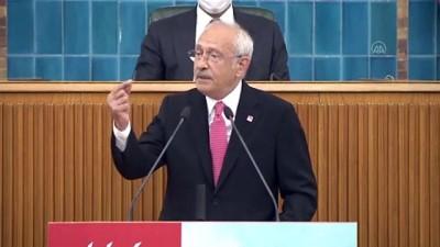 Kılıçdaroğlu: 'Apartman görevlileri ile ilgili çok özel çalışmalarımız var' - TBMM