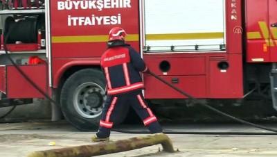 geri donusum - Sakarya'da geri dönüşüm tesisinde çıkan yangın kontrol altına alındı