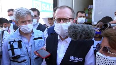 DSÖ Avrupa Direktörü Kluge: 'Şu ana kadar gördüklerimden çok etkilendim' - KİLİS