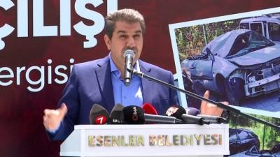 Esenler'de '15 Temmuz Anıtı ve Fotoğraf Sergisi' açıldı - İSTANBUL