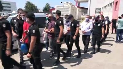 İki kuşak tefeci aileye 12 tutuklama