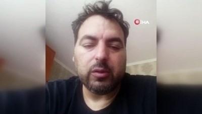 - Kazakistan'da Covid-19'a yakalanan Türk vatandaşı Türkiye'ye getirildi