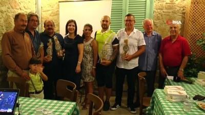 """ingilizce -  - Kıbrıs Adası'nın mutfak kültürü bir kitapta toplandı - """"Tarihsel Süreç İçerisinde Otantik Kıbrıs Mutfağı"""" kitabının tanıtımı yapıldı"""