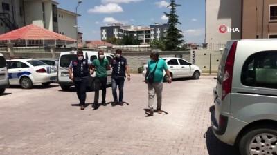 nayet zanlisi -  Konya'da zihinsel engelli adamı bıçaklayarak öldüren şüpheli tutuklandı