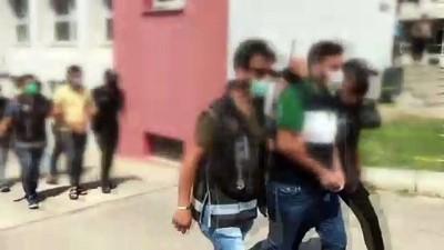 polis araci - Tefecilik soruşturmasında 12 tutuklama - ADANA