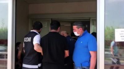 polis araci - Adana'da 4 dolandırıcılık şüphelisi yakalandı