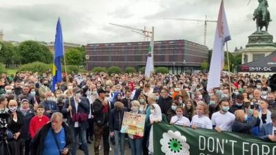 Avusturya'da Srebrenitsa Soykırımı kurbanları anıldı - VİYANA
