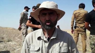 Irak ordusu ve Peşmerge'den 3 yıl sonra ortak operasyon - BAĞDAT