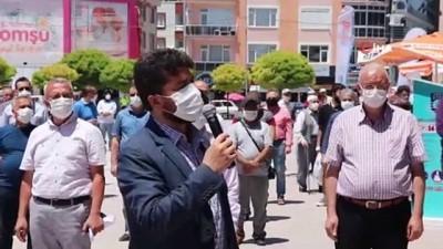 Karaman'da, 'Ayasofya' için şükür namazı ve duası
