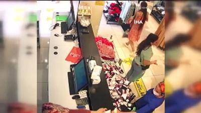 akalan -  Mağazada unutulan altın dolu çantayı kendi poşetine böyle attı