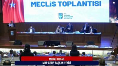 MHP'li Murat Ilıkan'dan CHP'li Mansur Yavaş'a tokat gibi sözler!