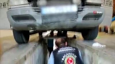 akalan -  Sarp Gümrük Kapısı'nda 153 kilogram bal ele geçirildi