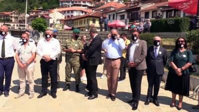 Srebrenitsa Soykırımı kurbanları Kosova'da törenle anıldı - PRİZREN