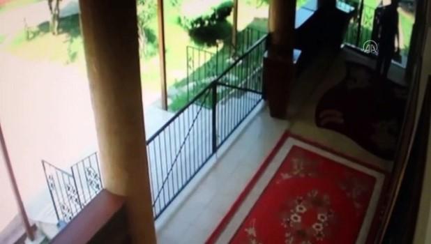 akalan - Camiden sadaka kutusu hırsızlığı güvenlik kamerasında - ADANA