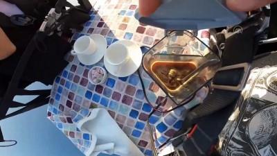 Gökyüzünde 'Türk kahvesi ve lokum' keyfi - MUĞLA