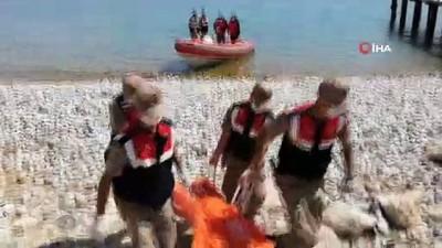 Van Gölü'nde çıkarılan ceset sayısı 23'ü buldu