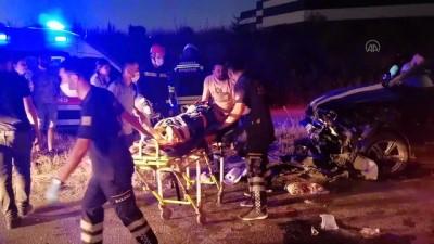 Zincirleme trafik kazasında 7 kişi yaralandı - KOCAELİ