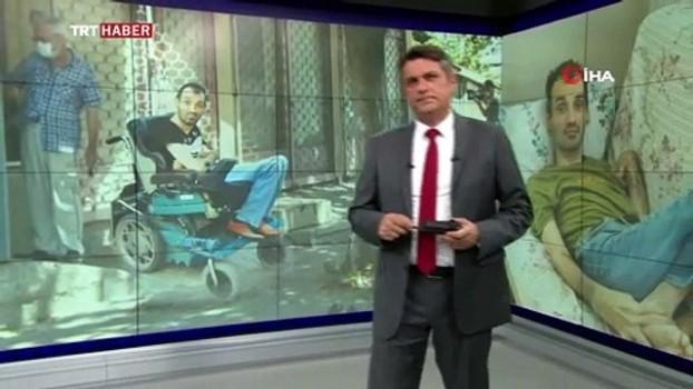 sosyal medya -  İHA'nın haberi TRT spikerini ağlattı